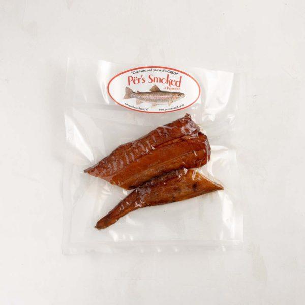 Per's Smoked Alaskan Cod in package