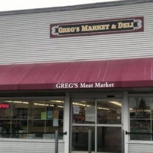 Greg's Meat Market